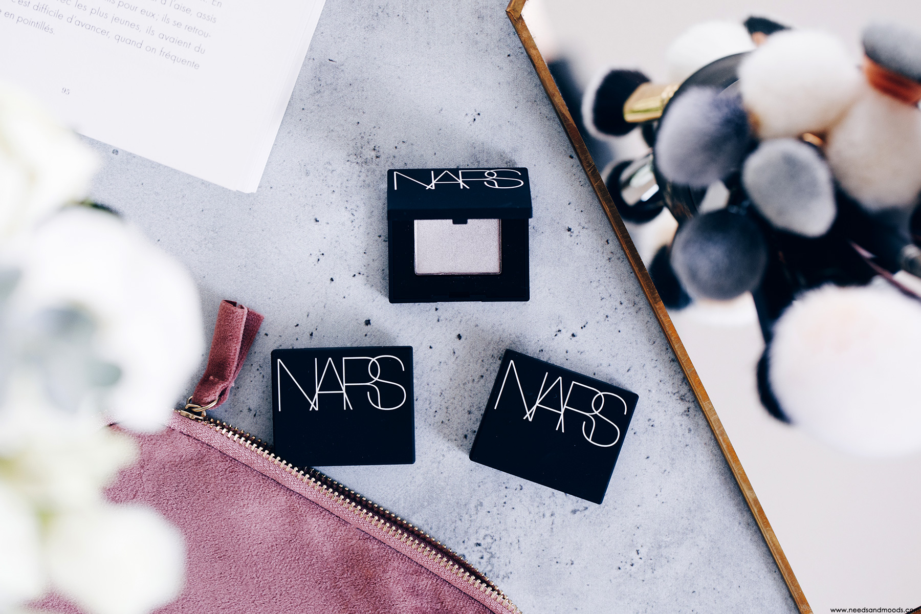 nars banquise fard paupieres