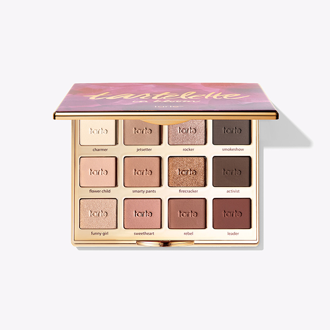 tarte cosmetics tartelette in bloom palette