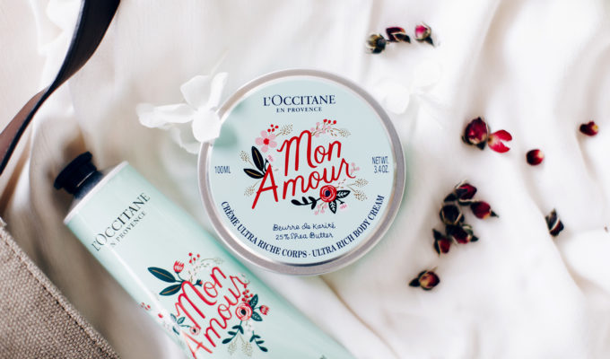loccitane karite mon amour rifle paper co