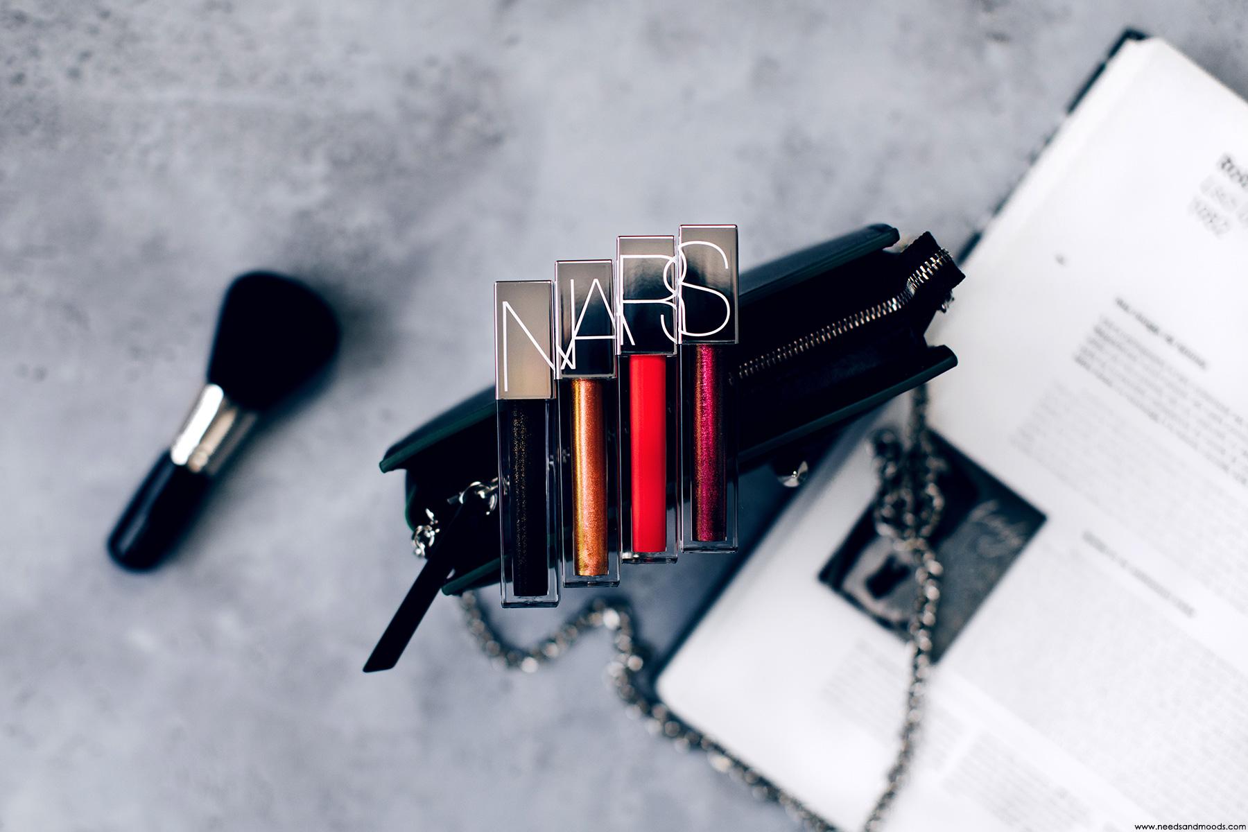 NARS full vinyl lip lacquer