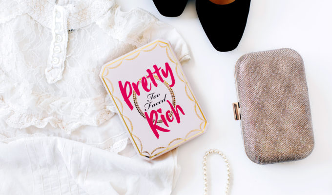 too faced pretty rich palette avis