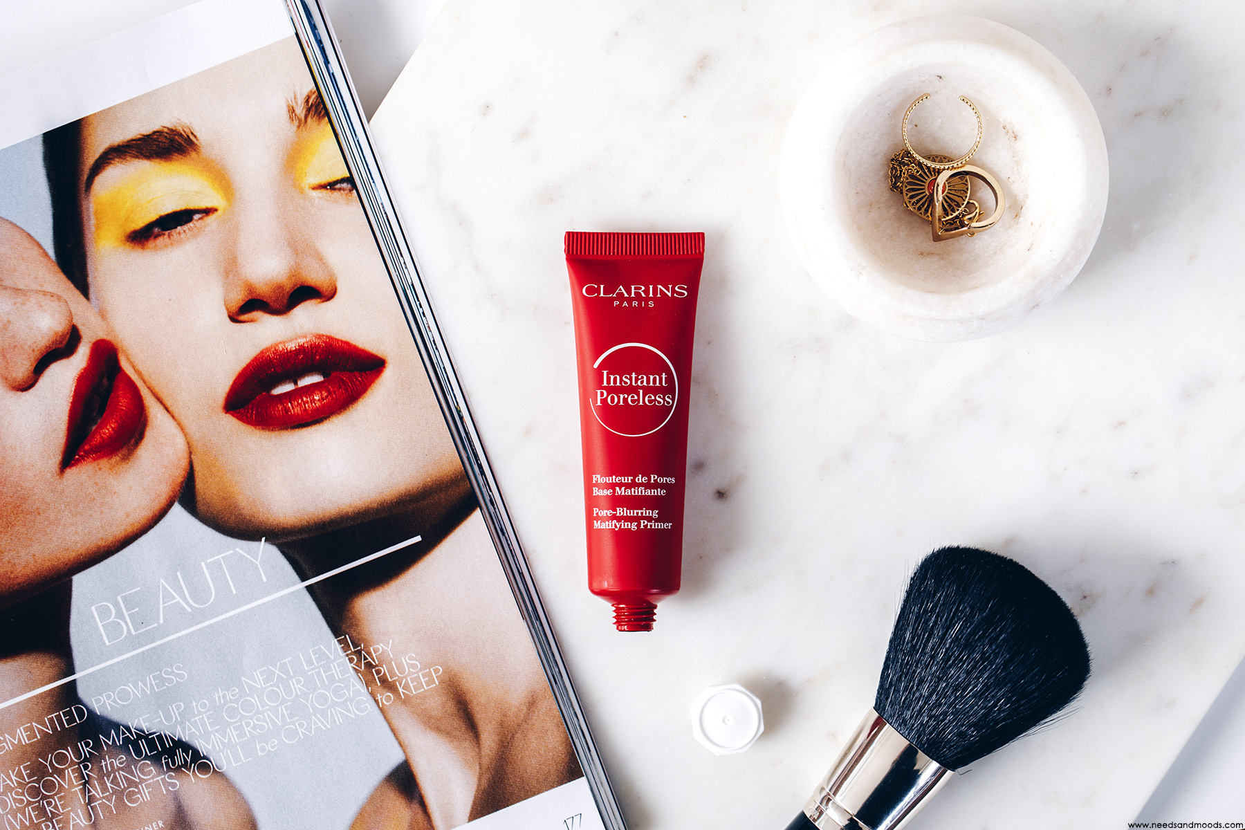 clarins instant poreless