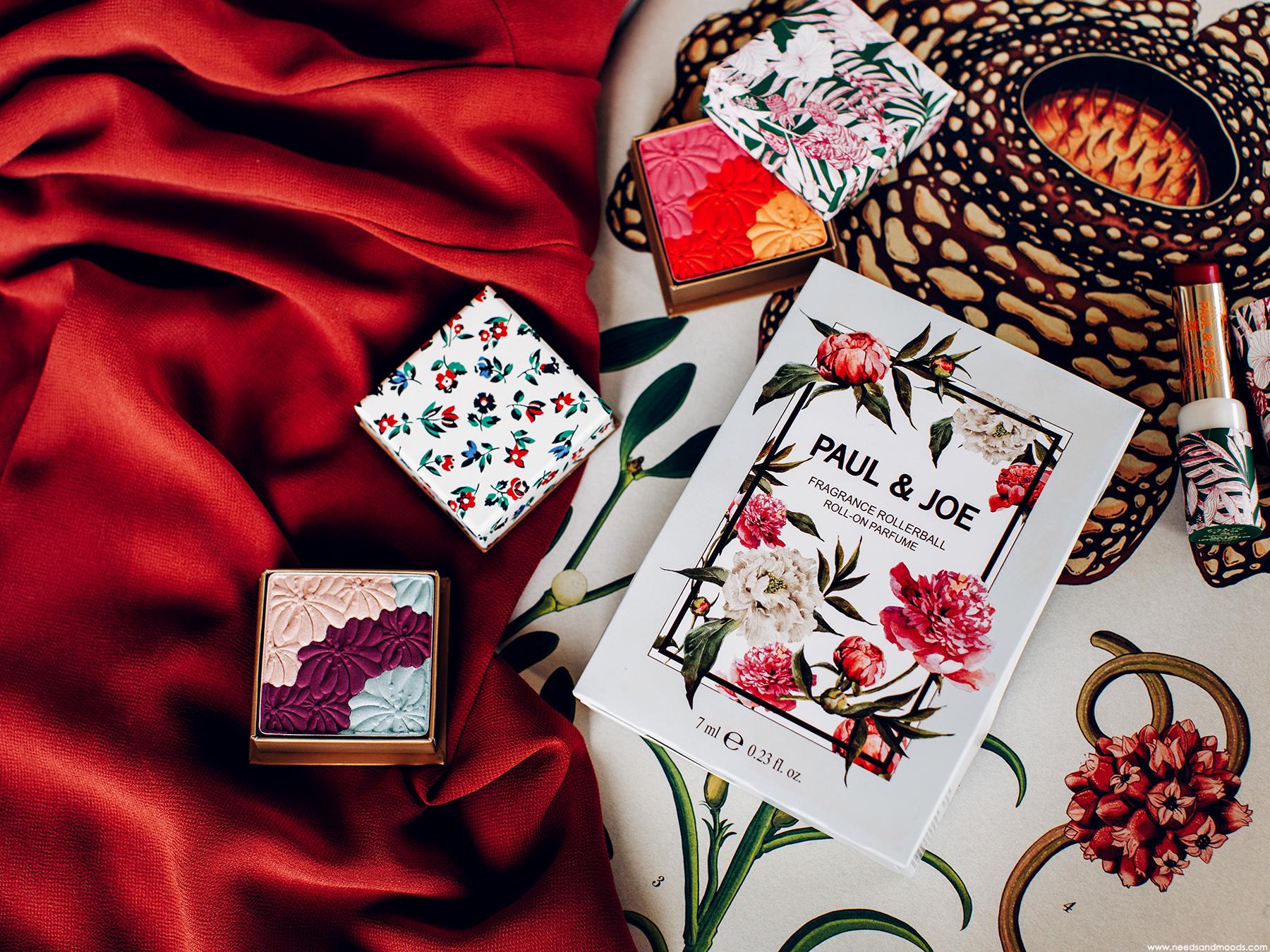 paul joe beaute maquillage printemps 2019 floral shoppe