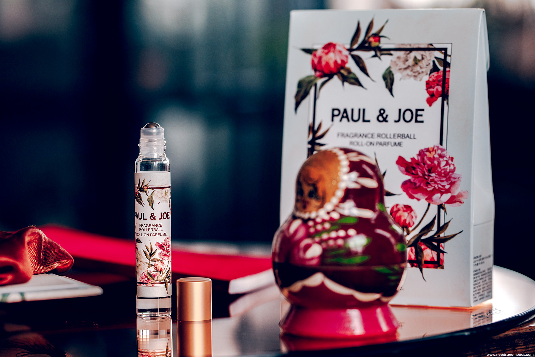 paul joe beaute roll on parfume