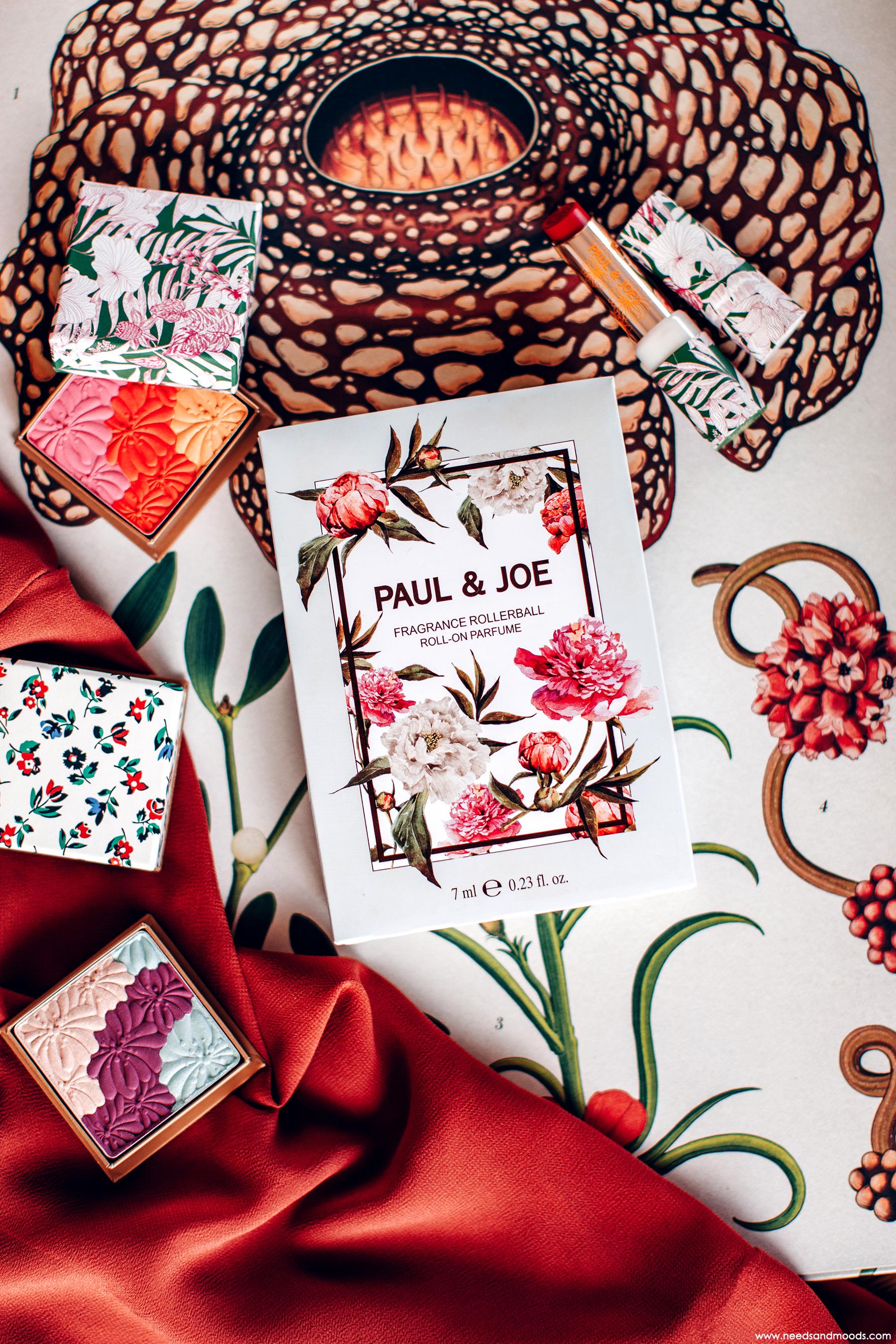 paul joe maquillage printemps 2019 floral shoppe
