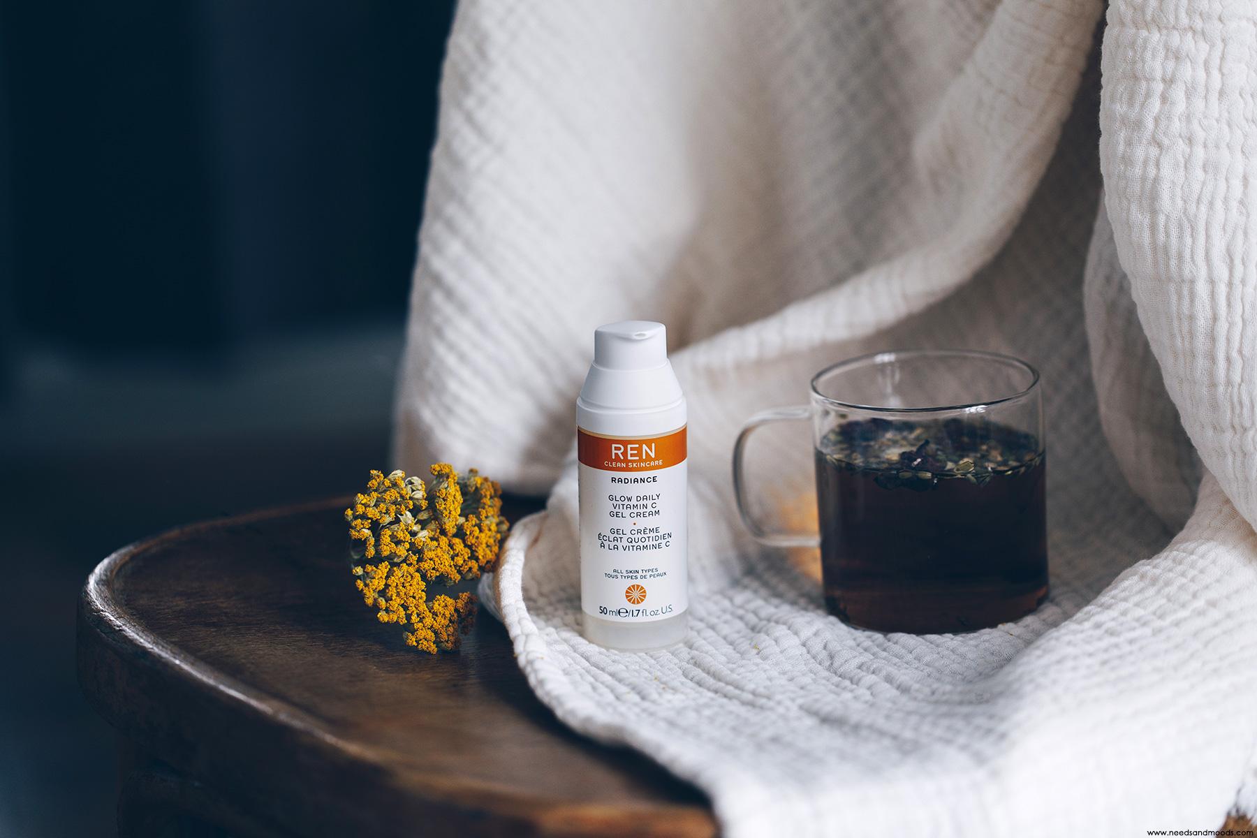 REN Gel Creme Eclat Quotidien Vitamine C avis