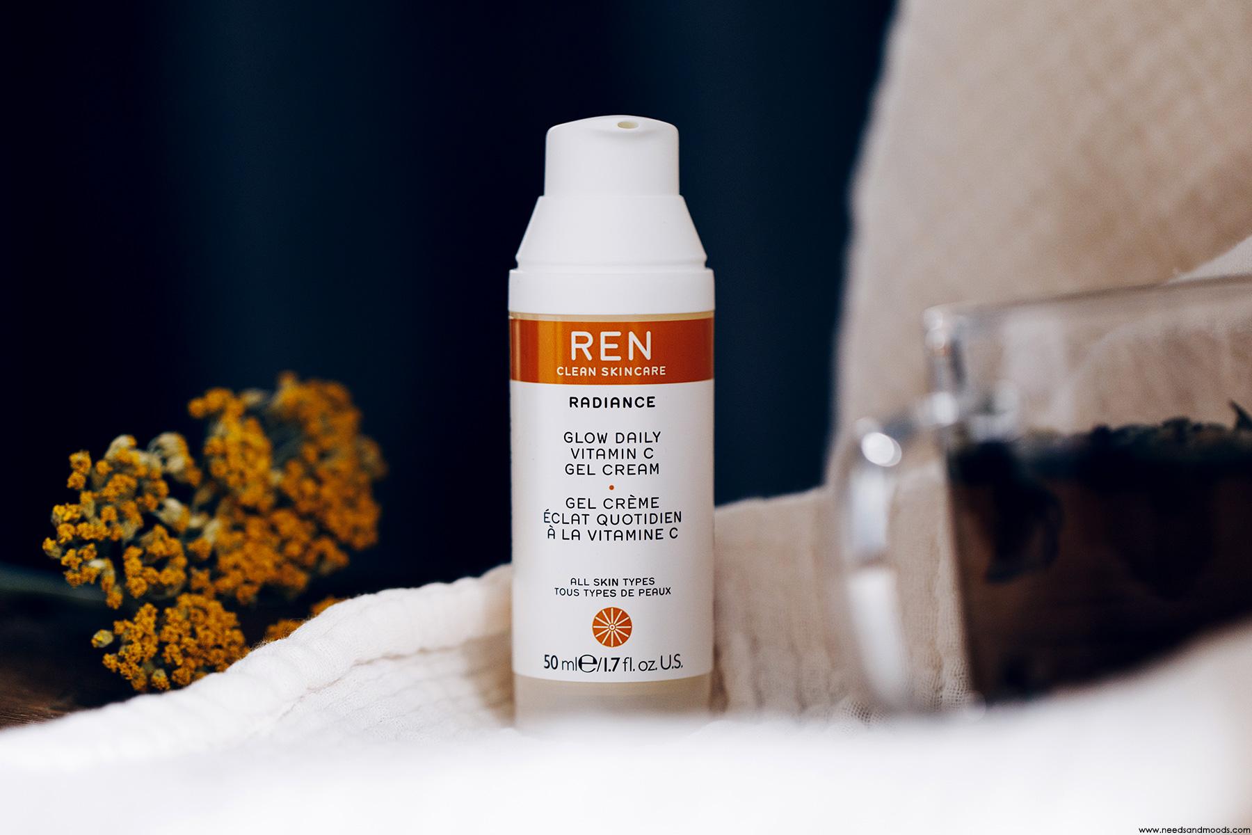 REN Skincare Gel Creme Eclat Quotidien Vitamine C