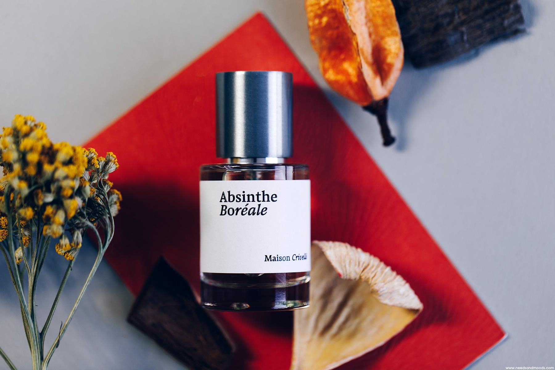 absinthe boreale maison crivelli