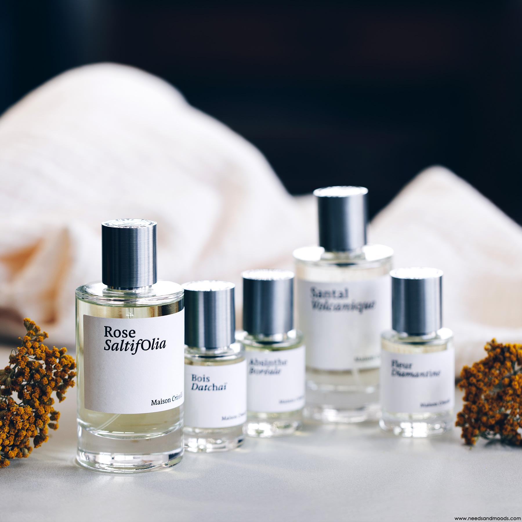 maison crivelli parfums
