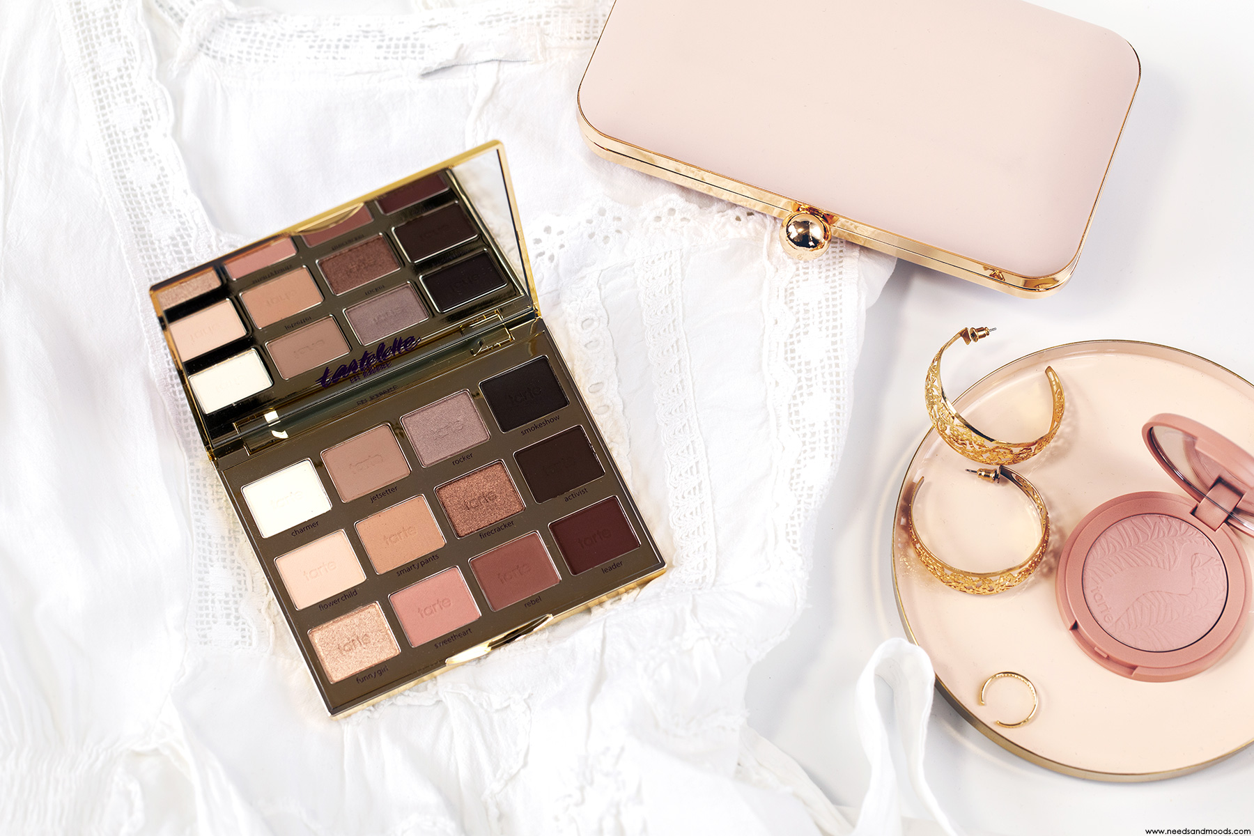 tarte avis palette tartelette in bloom