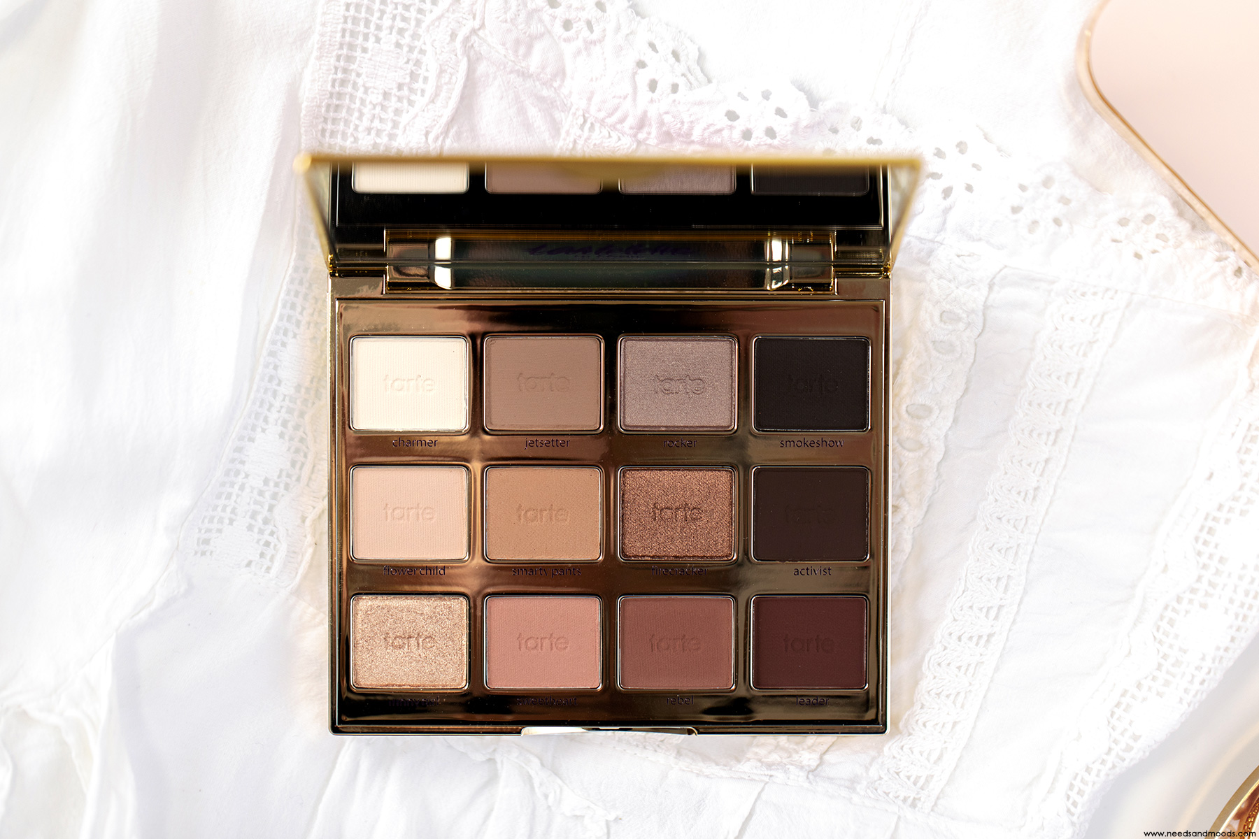 tarte palette tartelette in bloom avis