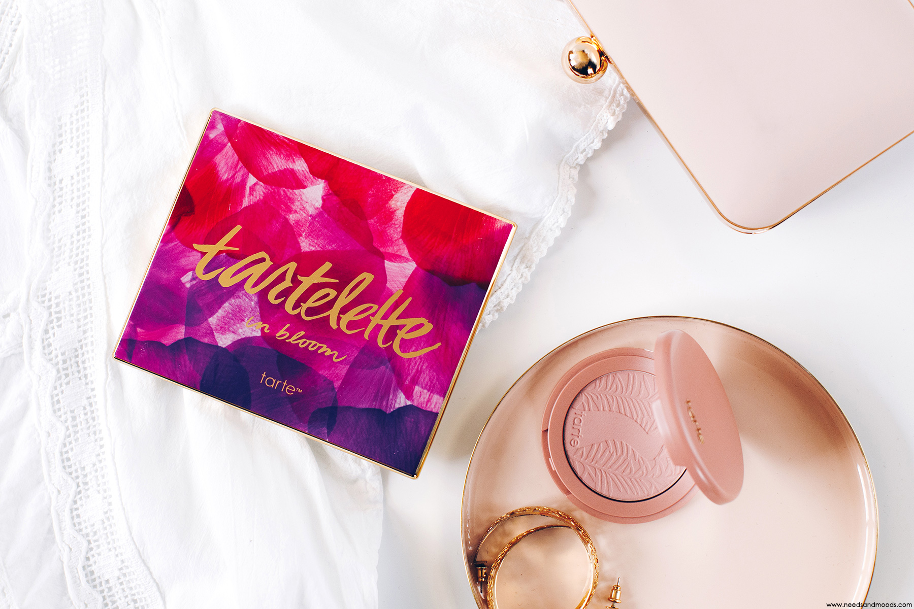 tarte tartelette in bloom argile