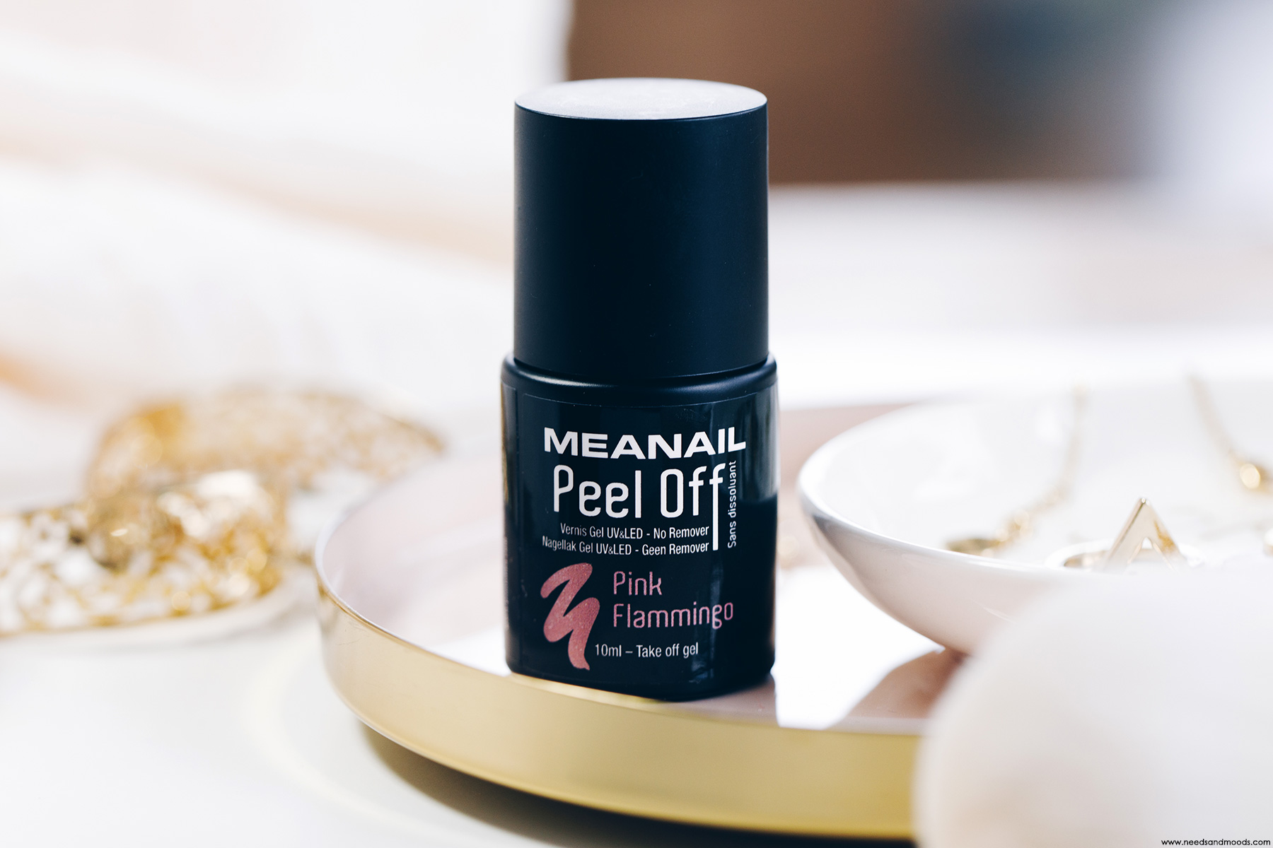 vernis peel off meanail