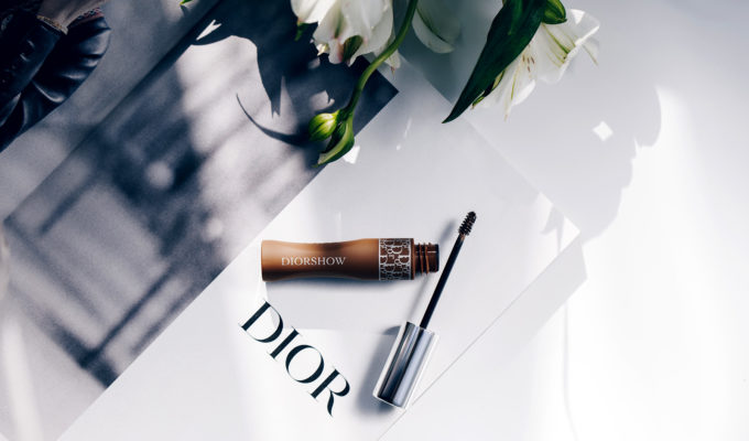 Dior Diorshow pump n brow