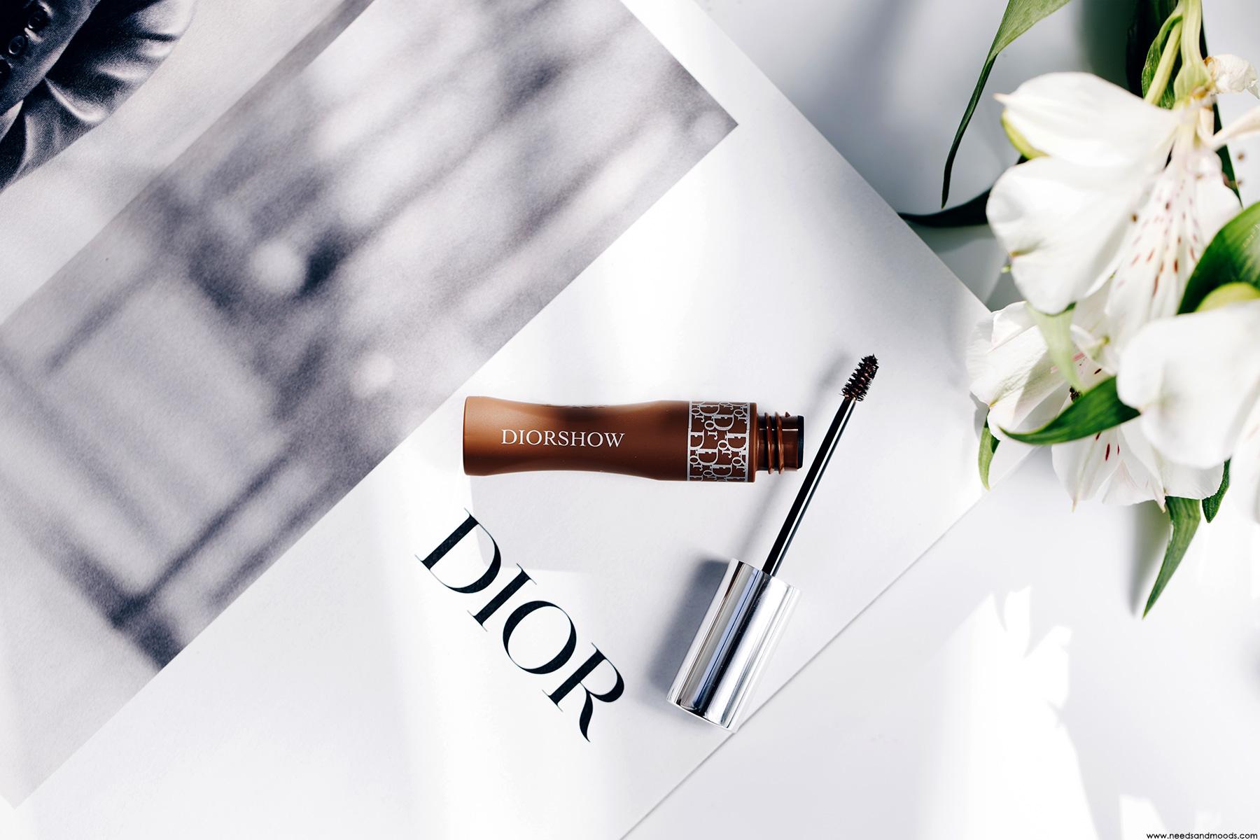 Dior Diorshow pump n brow avis