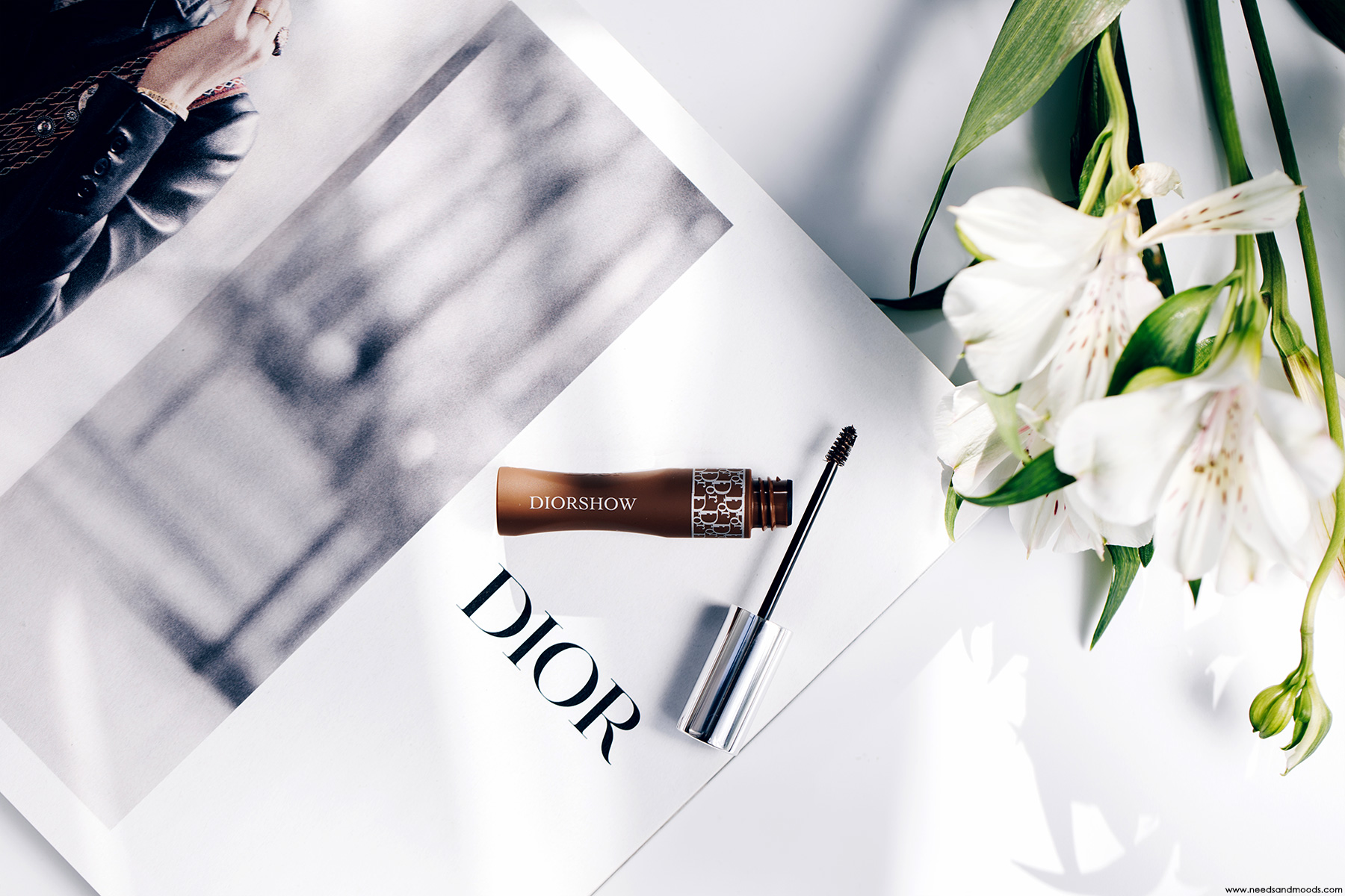 Dior Diorshow pump n brow mascara sourcils avis