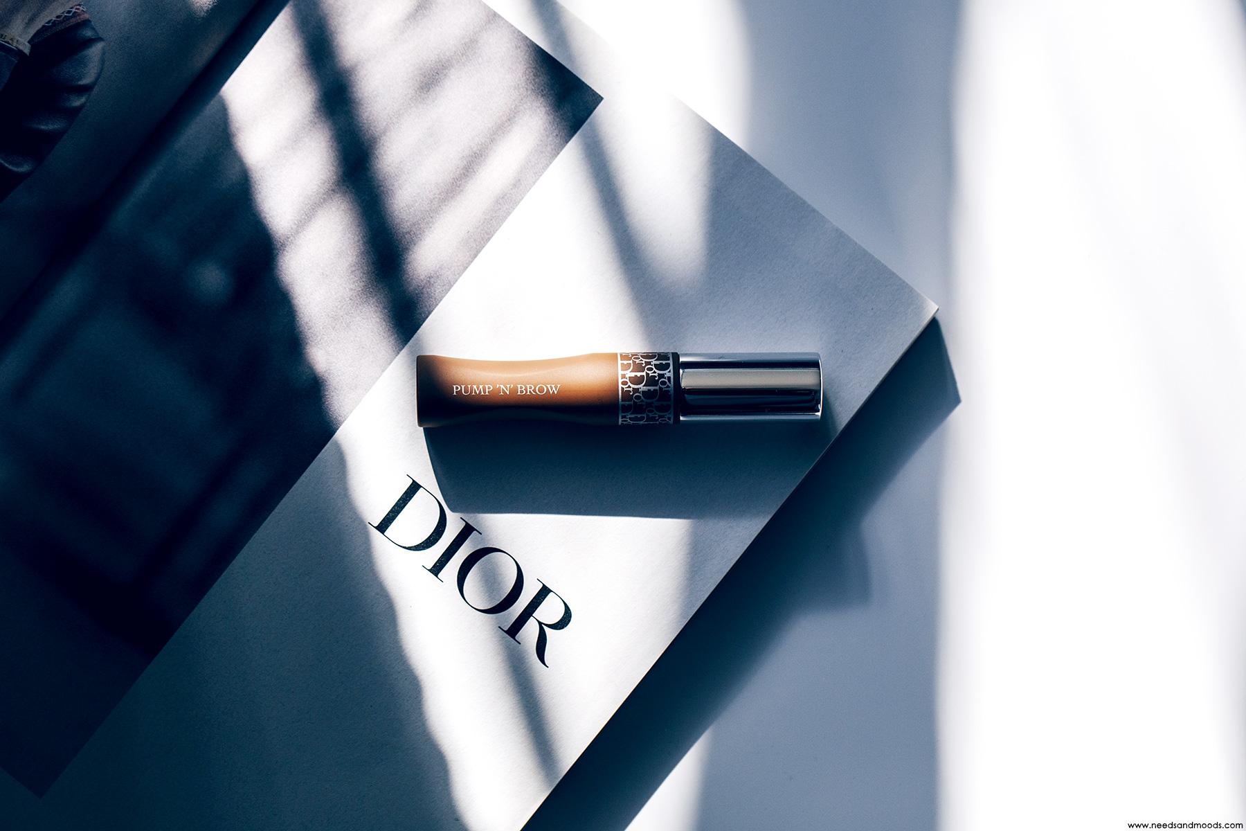 Diorshow pump n brow Dior