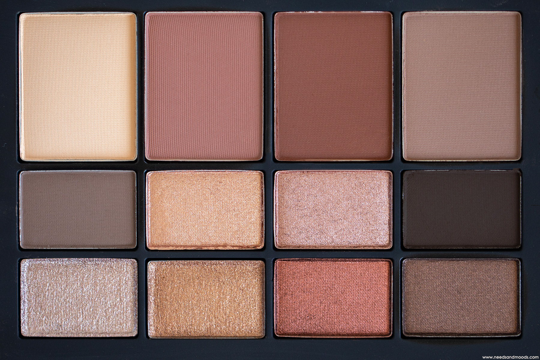 NARS Skin Deep Eye Palette fards