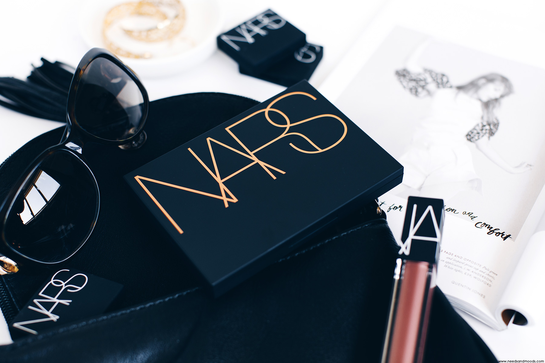 NARS palette yeux Skin Deep