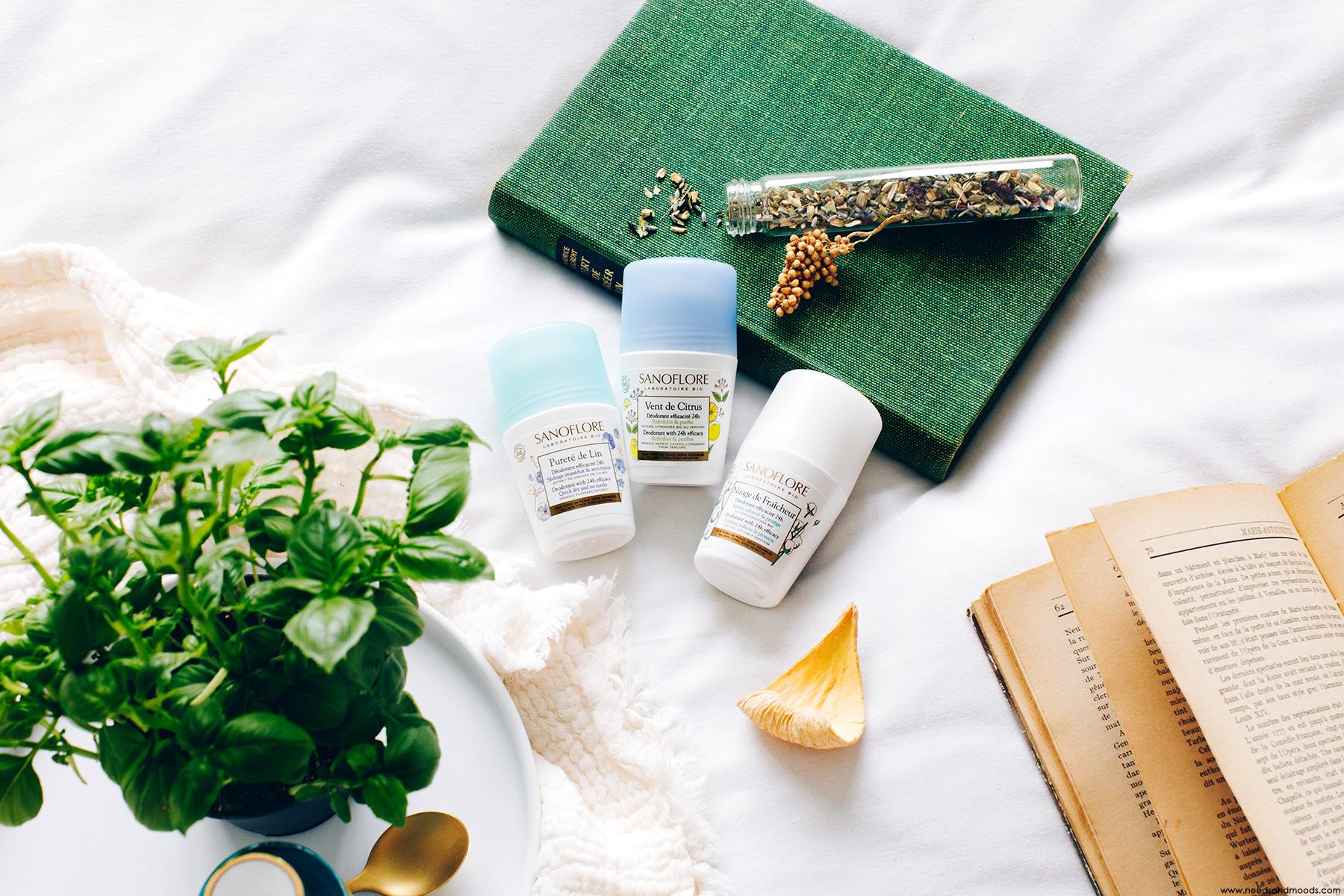 deodorant sanoflore avis