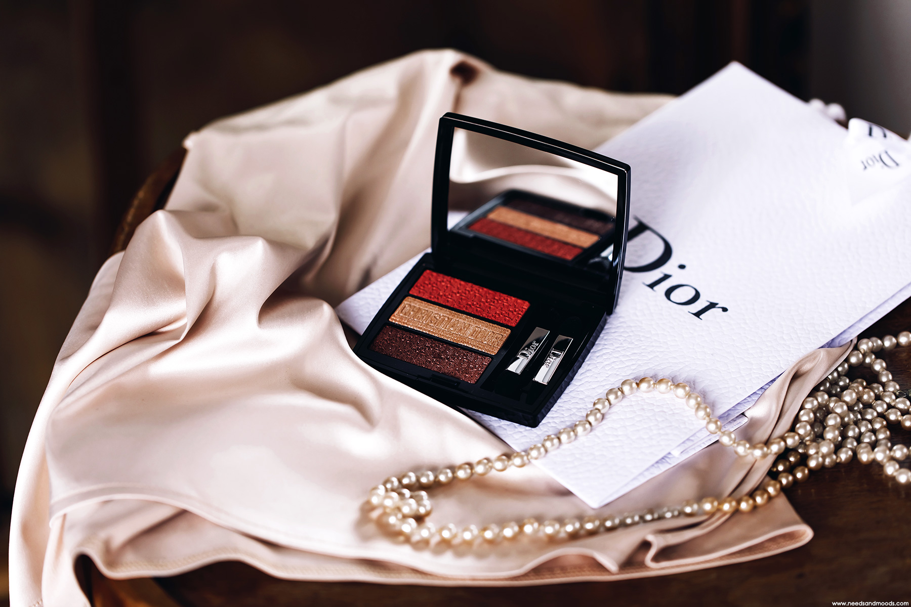 dior 3 couleurs tri o blique coral canvas