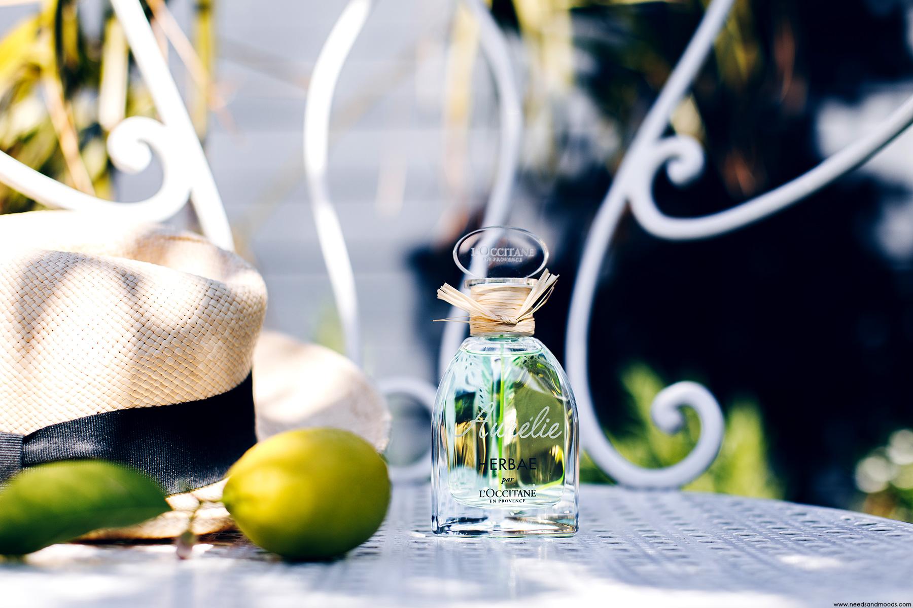 l occitane parfum herbae avis