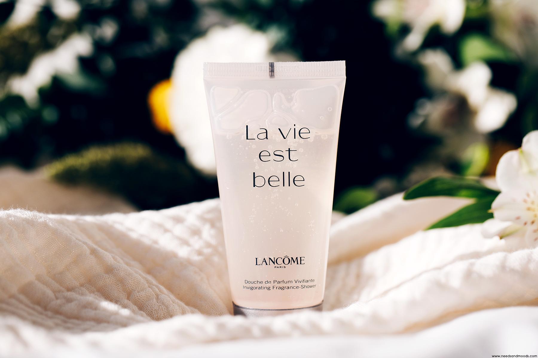 lancome coffret parfum code promo