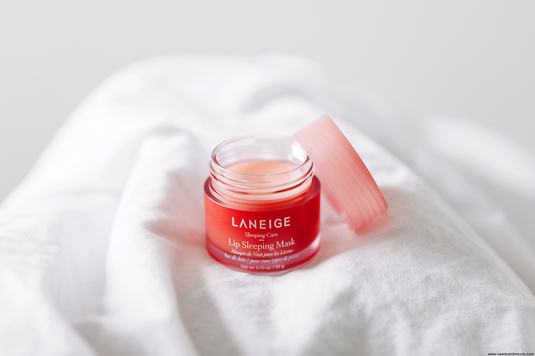 laneige lip sleeping masque
