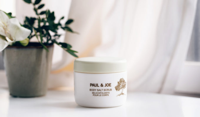 paul joe beaute body salt scrub avis