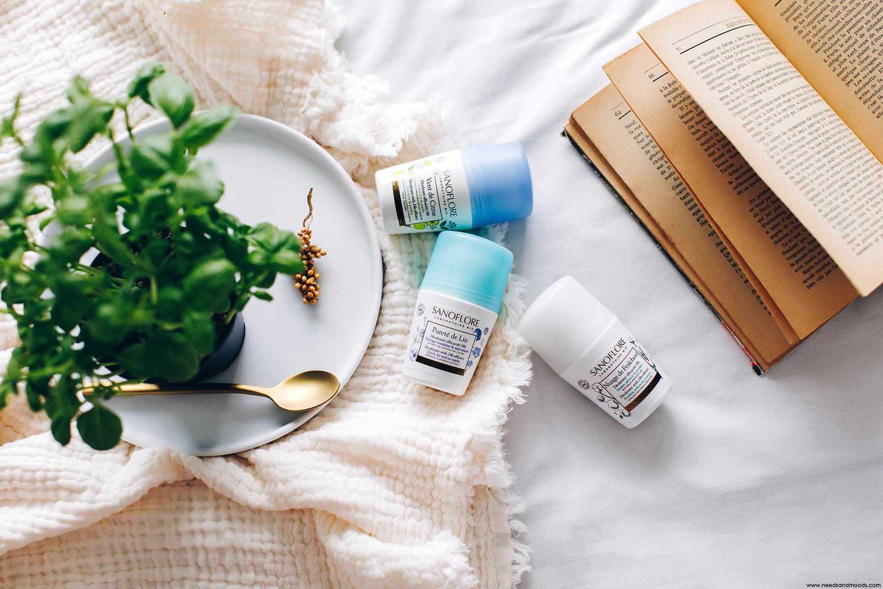 sanoflore deodorant avis