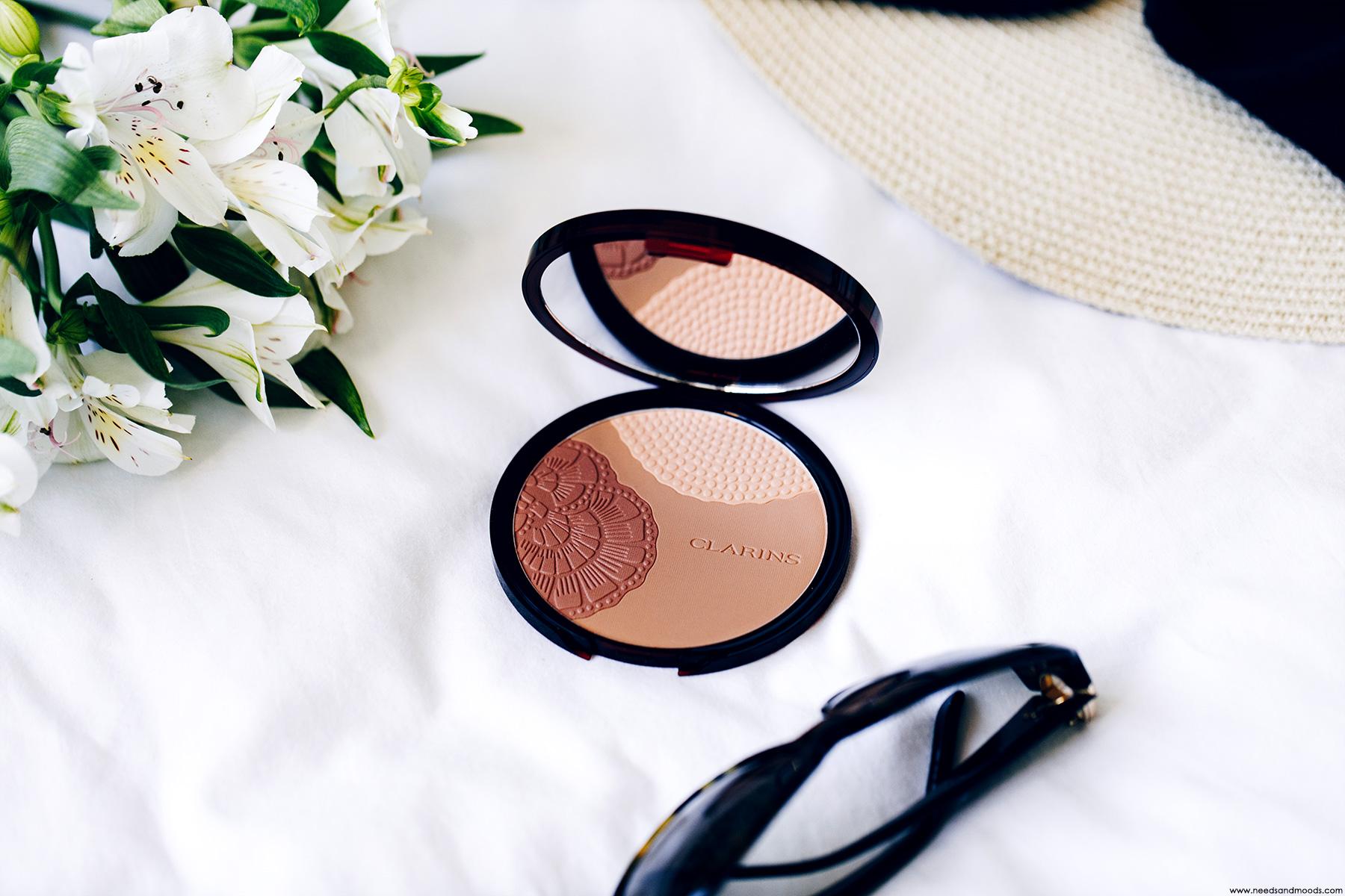 clarins bronzing compact summer 2019