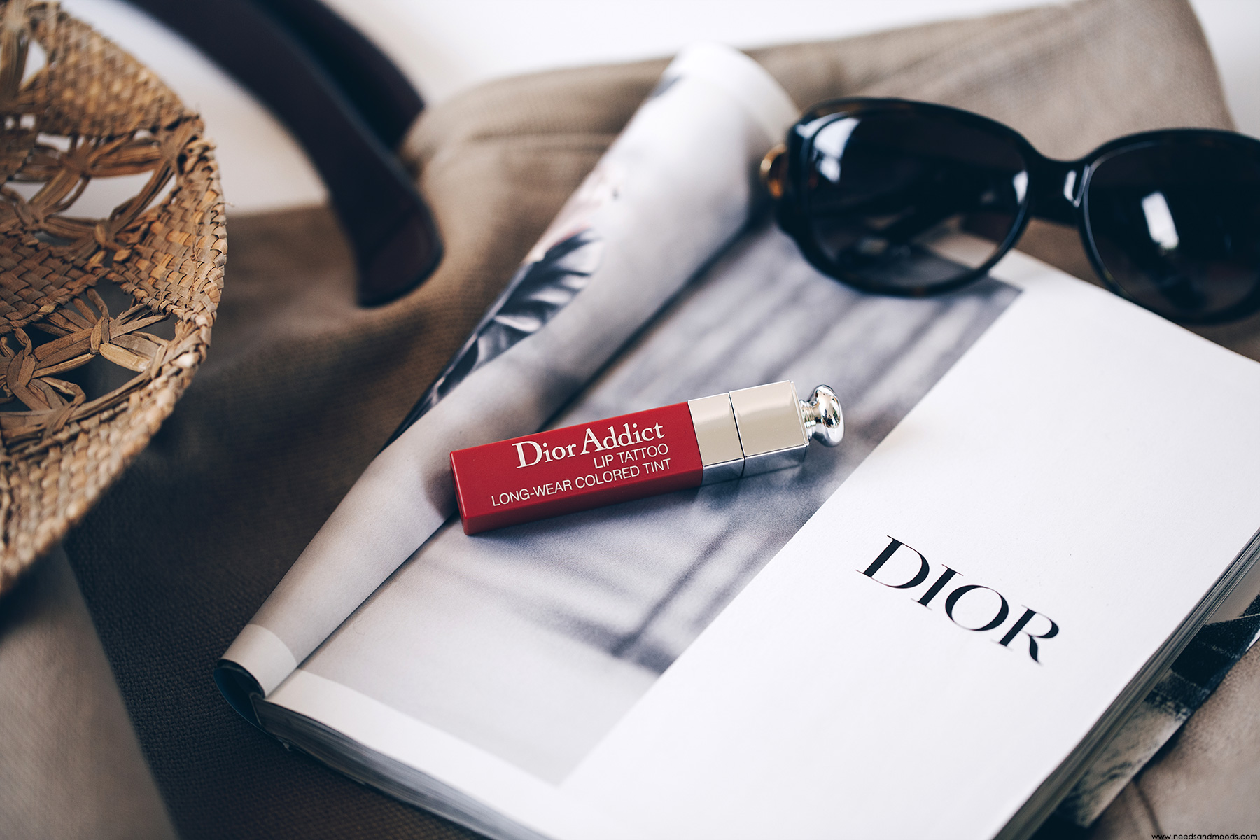 dior addict lip tattoo 541 natural sienna