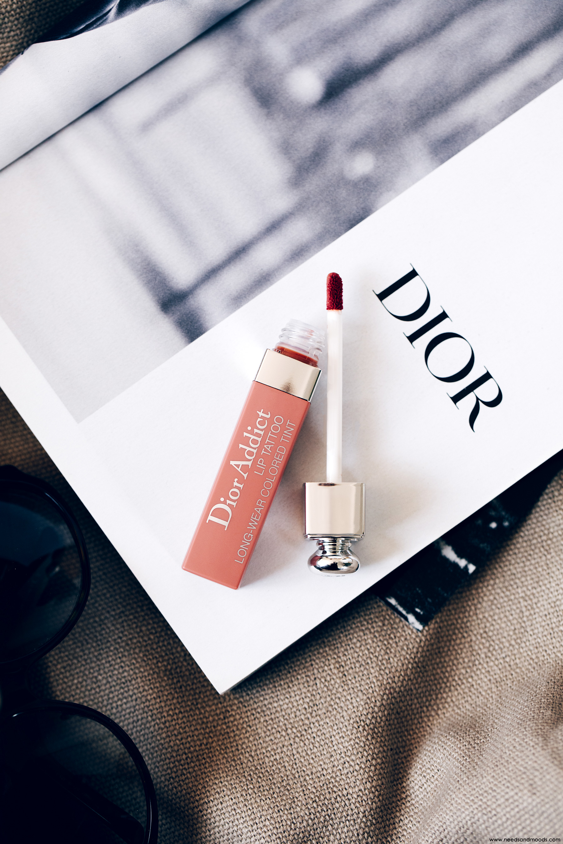 dior addict lip tattoo applicateur