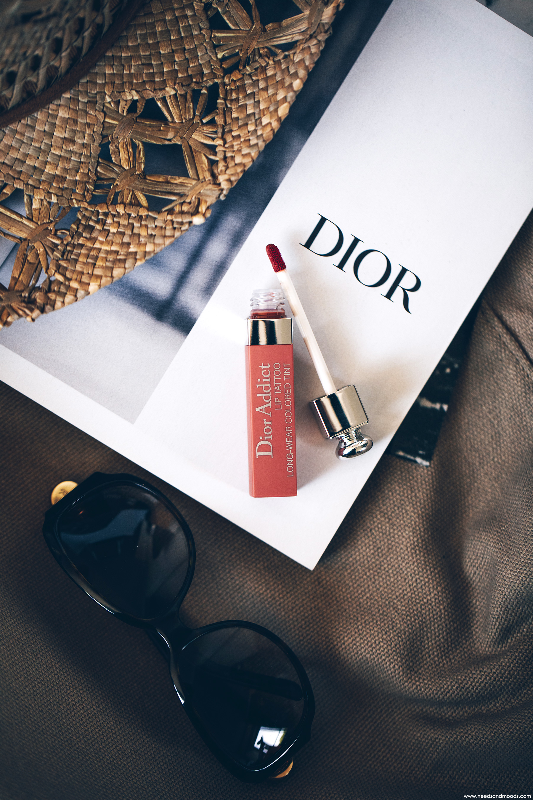 dior addict lip tattoo pinceau