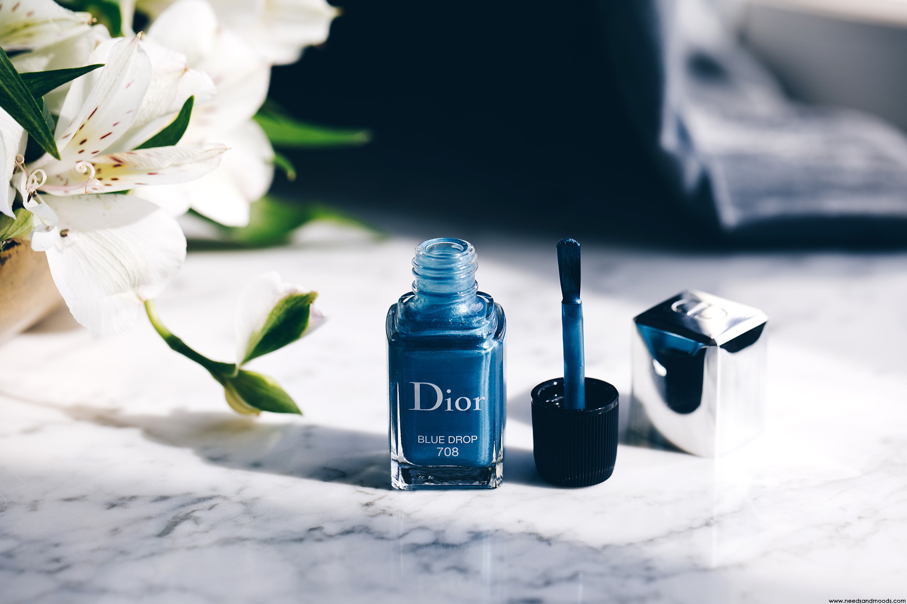 dior blue drop
