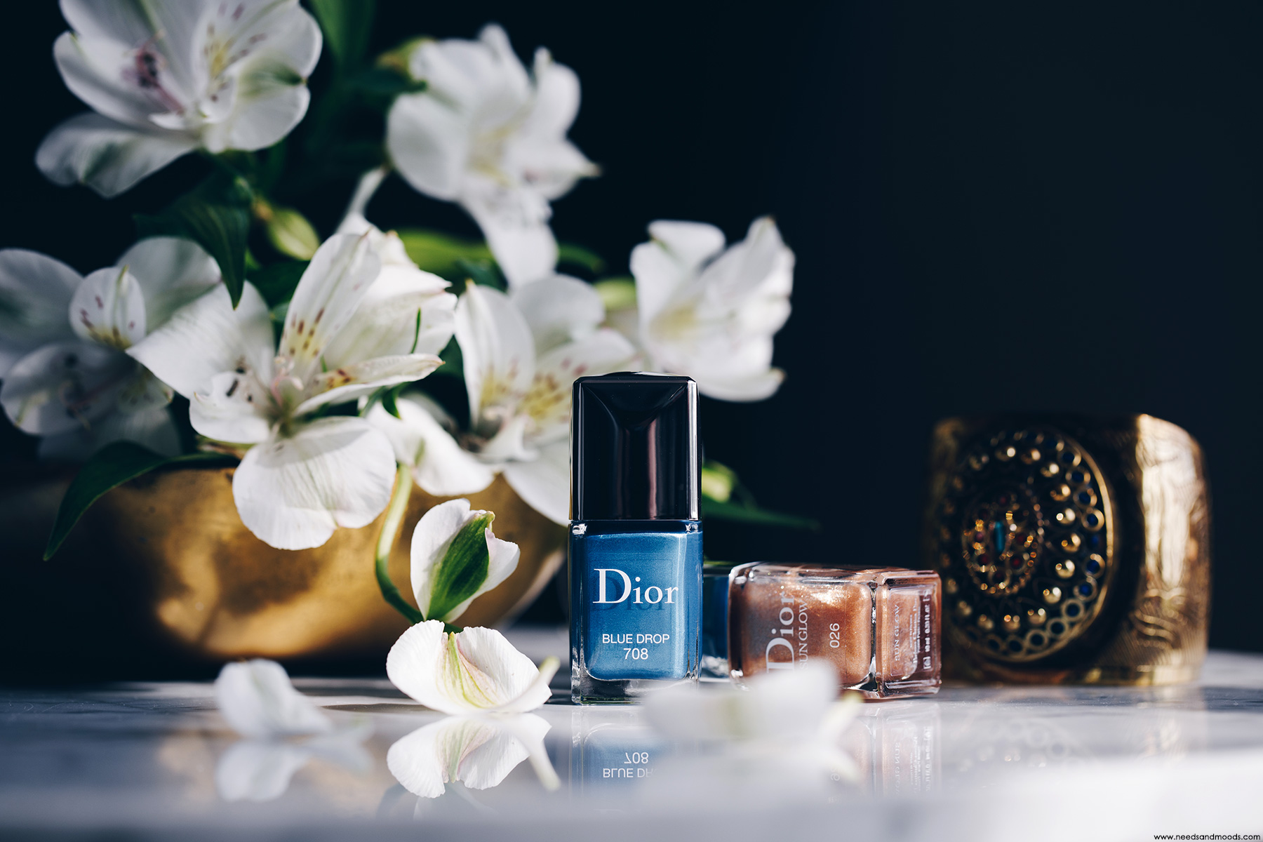 dior vernis ongles blue drop avis