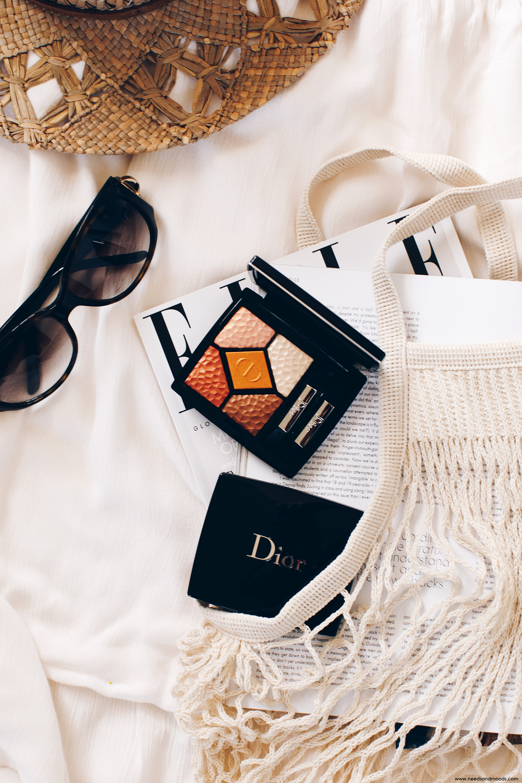 dior wild earth 5 couleurs