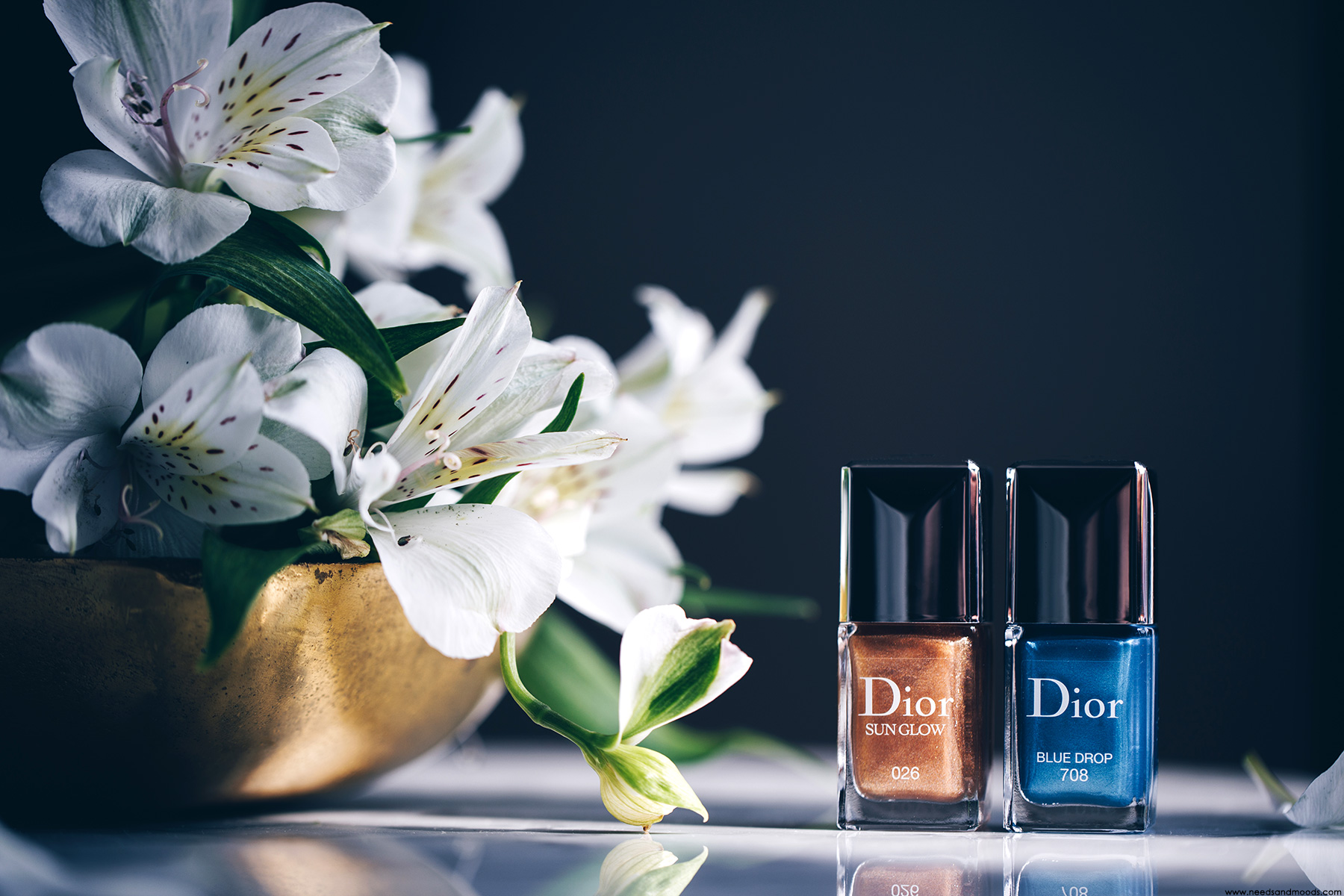 dior wild earth vernis ongles