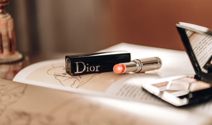 lacquer stick dior addict bronz exotic