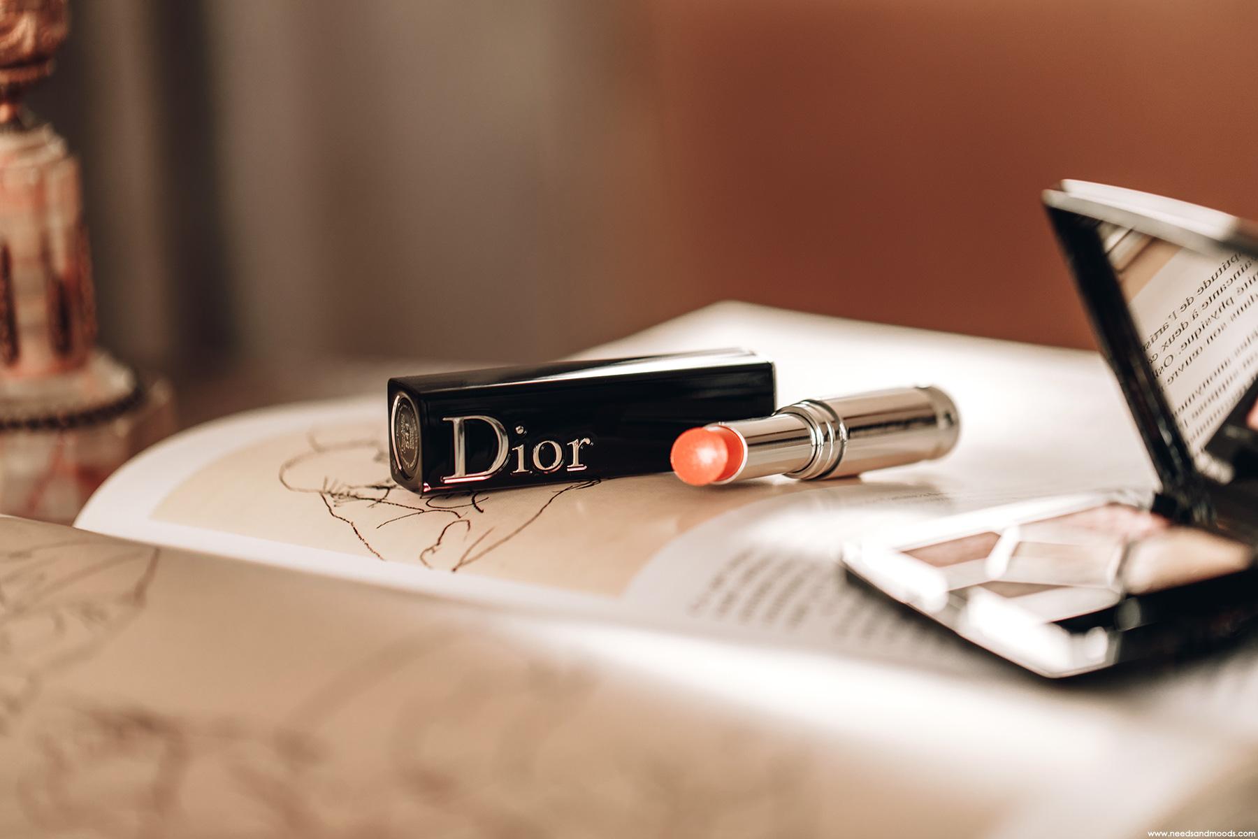 lacquer stick dior addict bronz exotic
