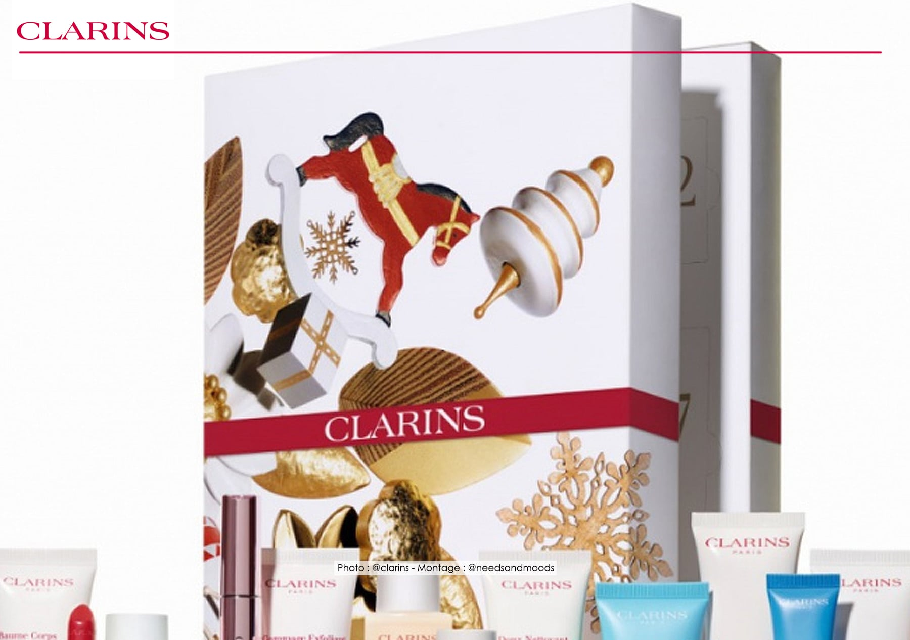 calendrier-avent-clarins-2019