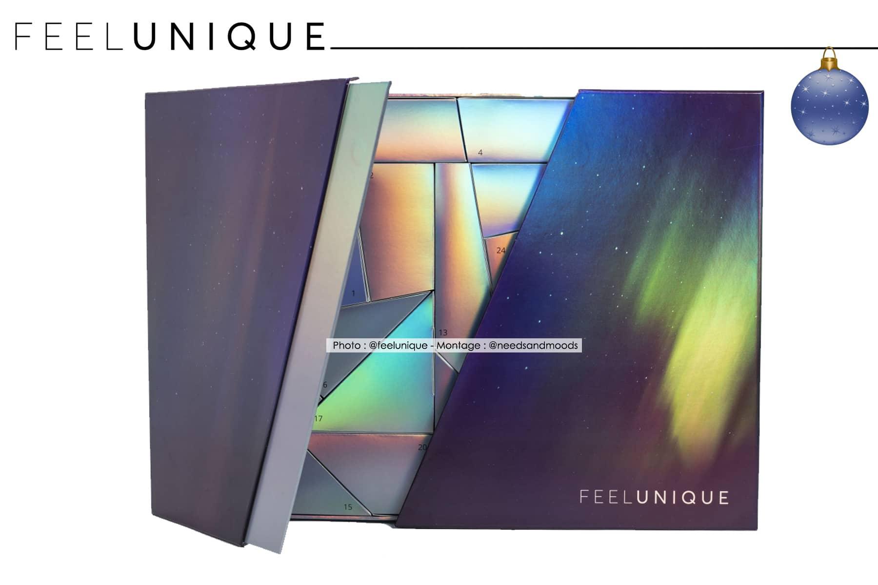 Calendrier Prix.Calendrier De L Avent Feelunique 2019 Avis Contenu Prix