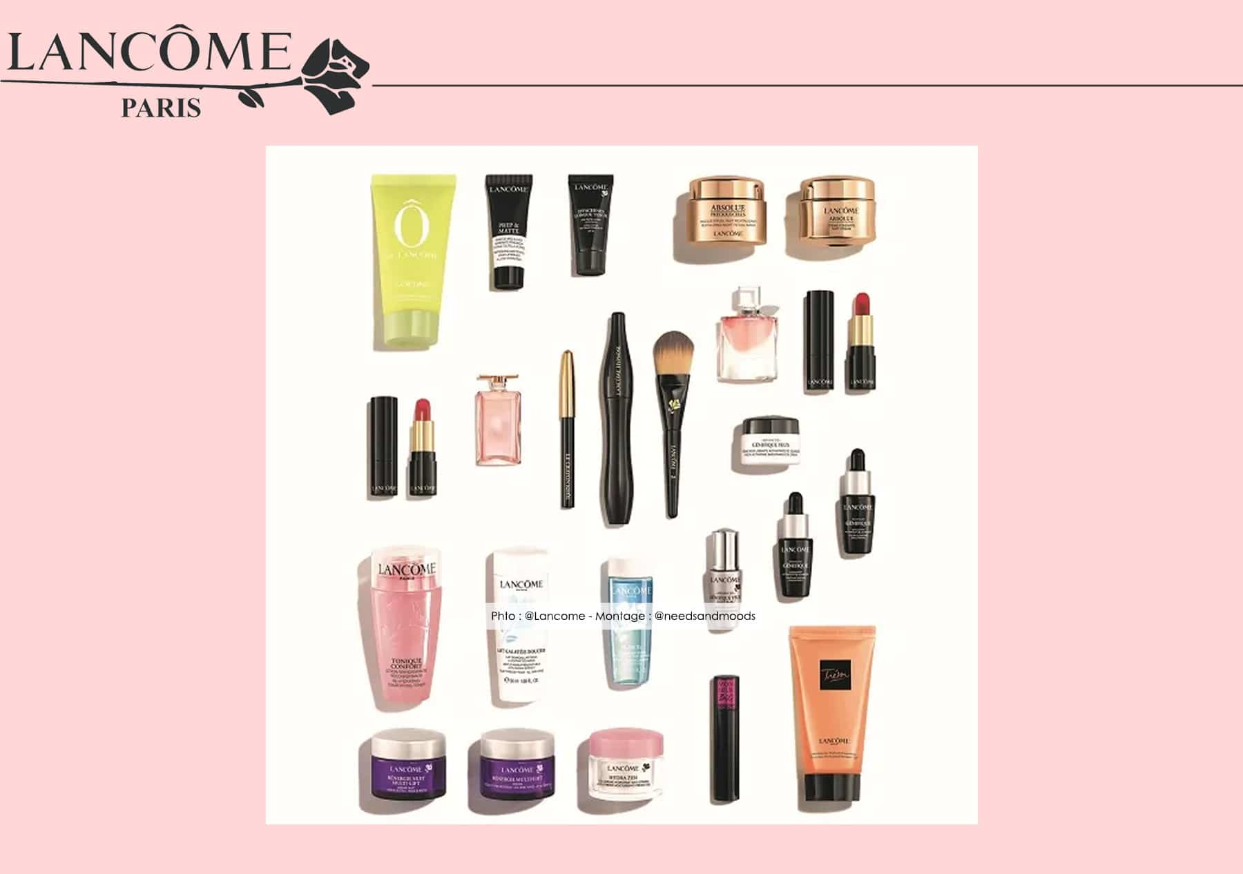 calendrier-avent-lancome-2019-unboxing