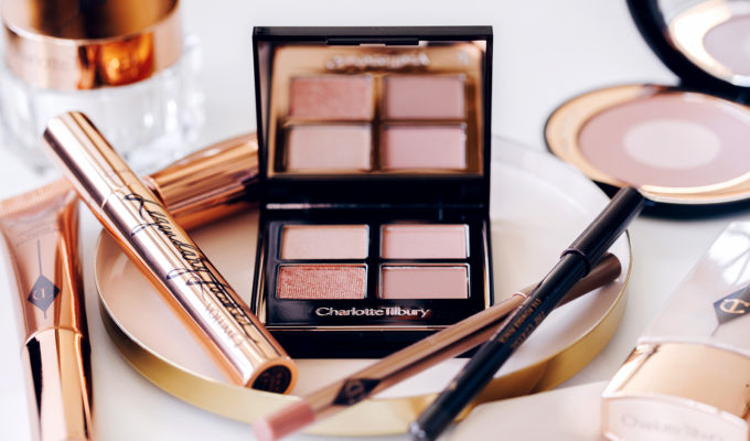charlotte tilbury pillow talk luxury palette