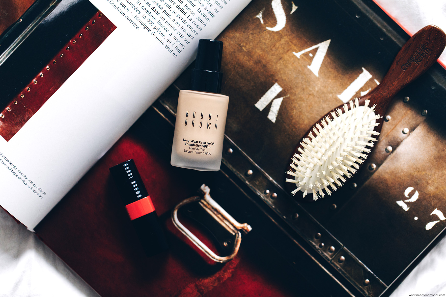 bobbi brown fond de teint avis