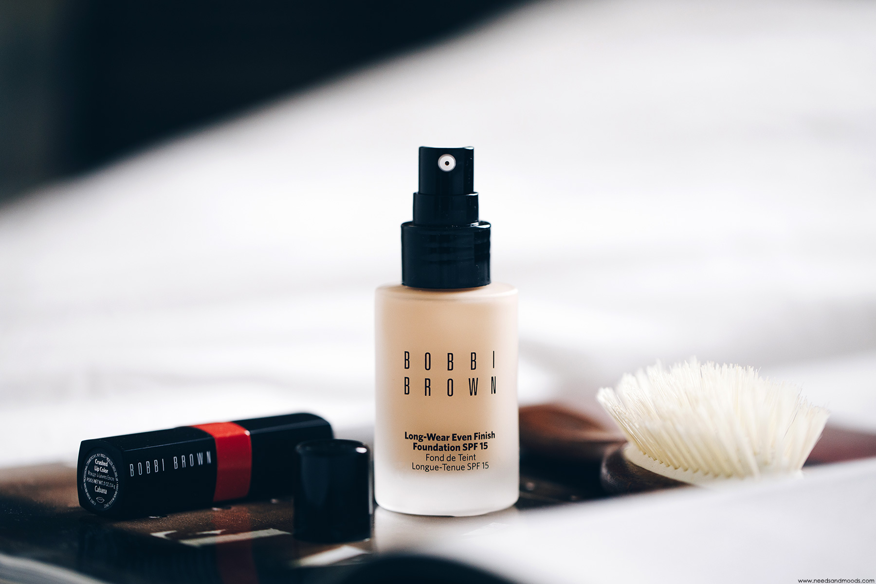 bobbi brown long wear even finish foundation avis