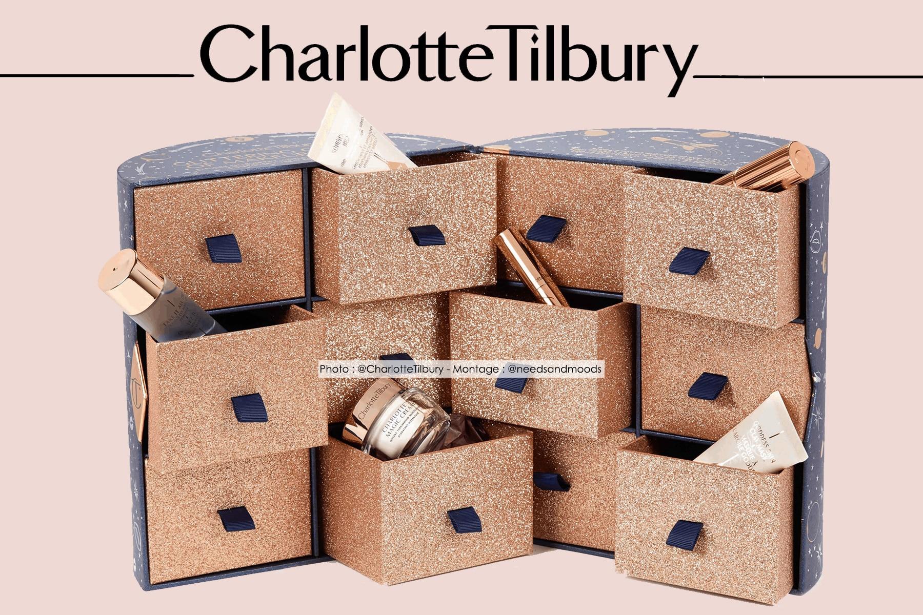 calendrier-avent-charlotte-tilbury-2019-contenu
