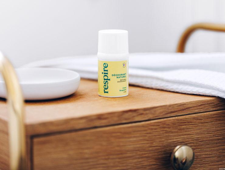 respire deodorant naturel avis