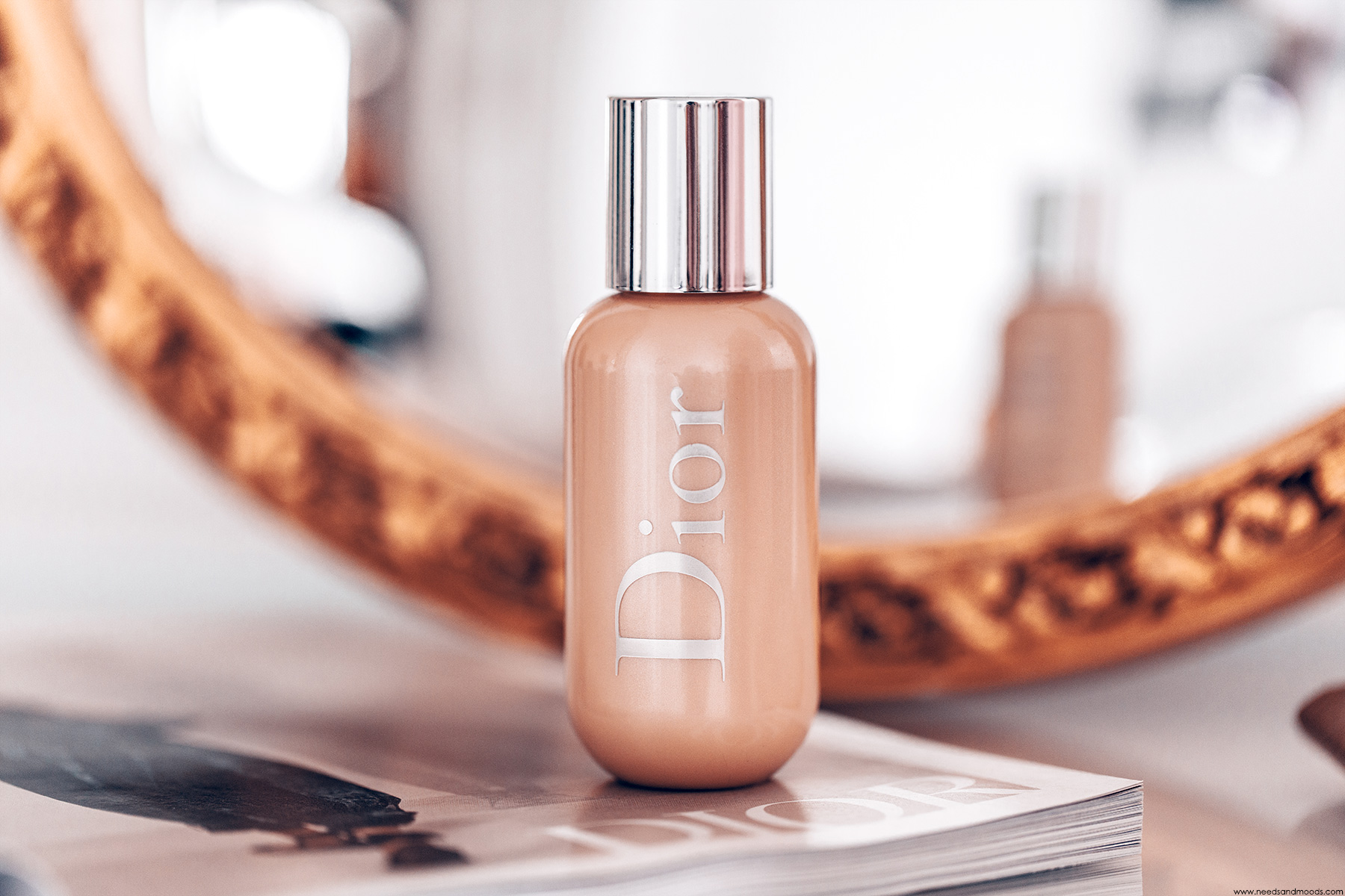 dior backstage face body glow