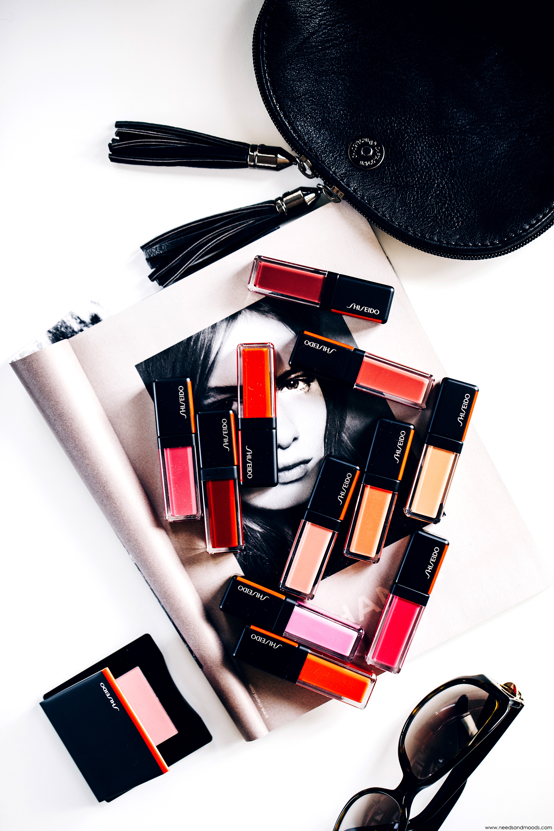 laque a levres ink shiseido avis